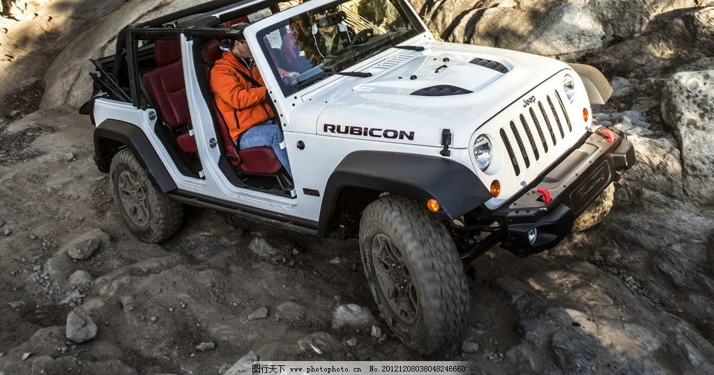 Jeep Wrangler Rubicon 吉普牧马人Rubicon高清图片
