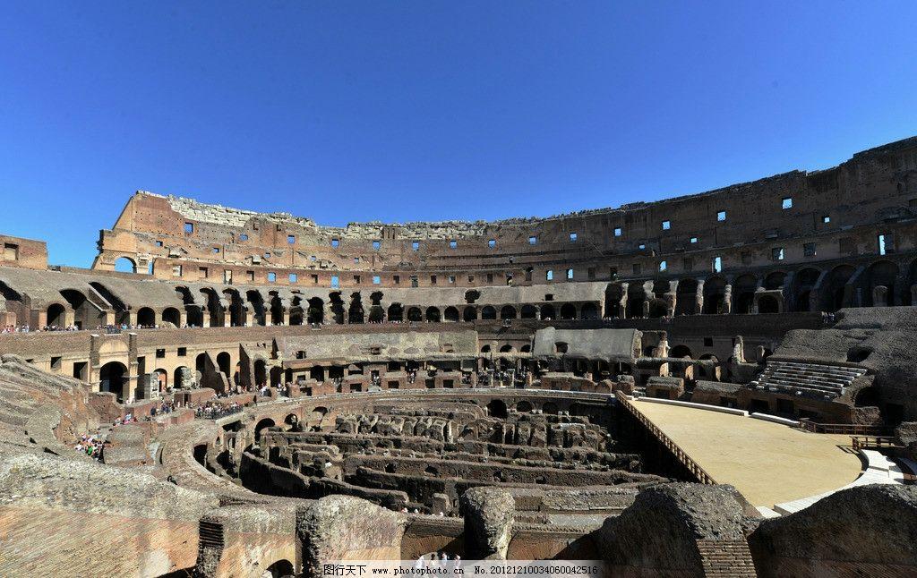 罗马竞技场图片