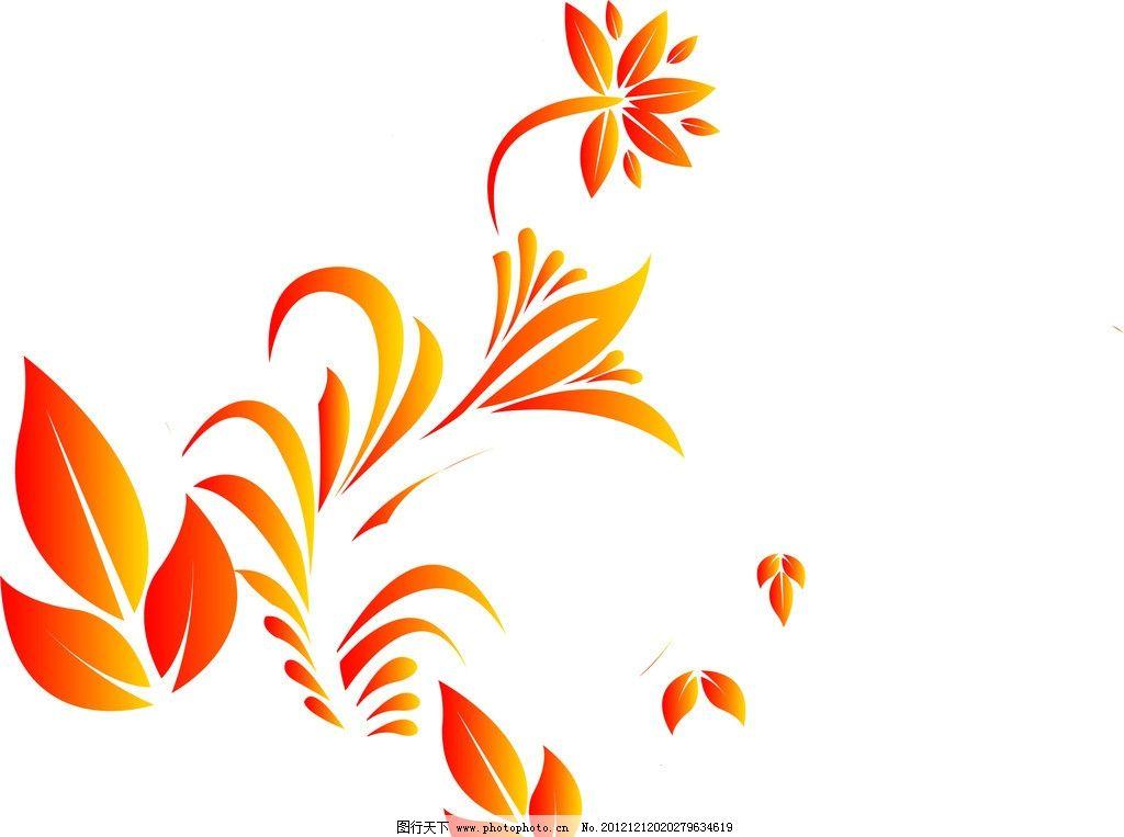 花纹 花叶 花 叶 矢量 底纹 花瓣 背景 纹路 纹理 底色 底纹背景 底纹