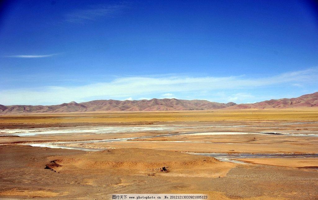 青藏铁路沿途风景图片