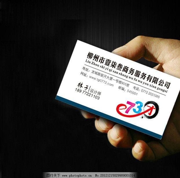 商务公司名片 团购网名片 团购网标志 名片卡片 广告设计 矢量 cdr