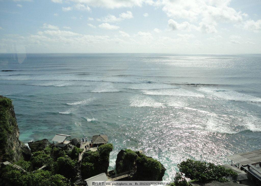 蓝点 巴厘岛 大海 bali 礁石 国外旅游 旅游摄影 摄影 72dpi jpg