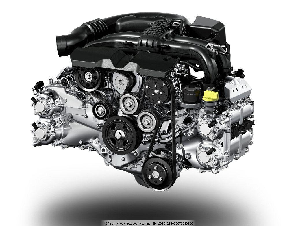 汽车发动机 发动机 机械 零件 部件 设备 涡轮 结构 构造 名车 交通