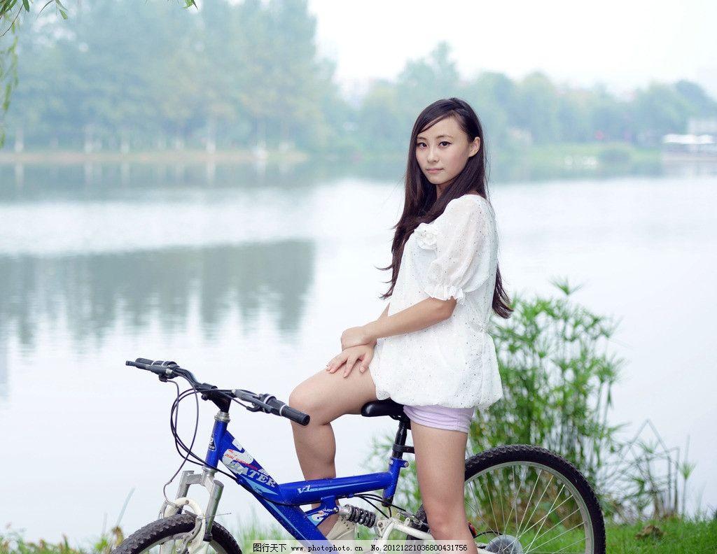 高清美女 公园美女 可爱美女 清纯美女 气质美女 公园外拍 美腿