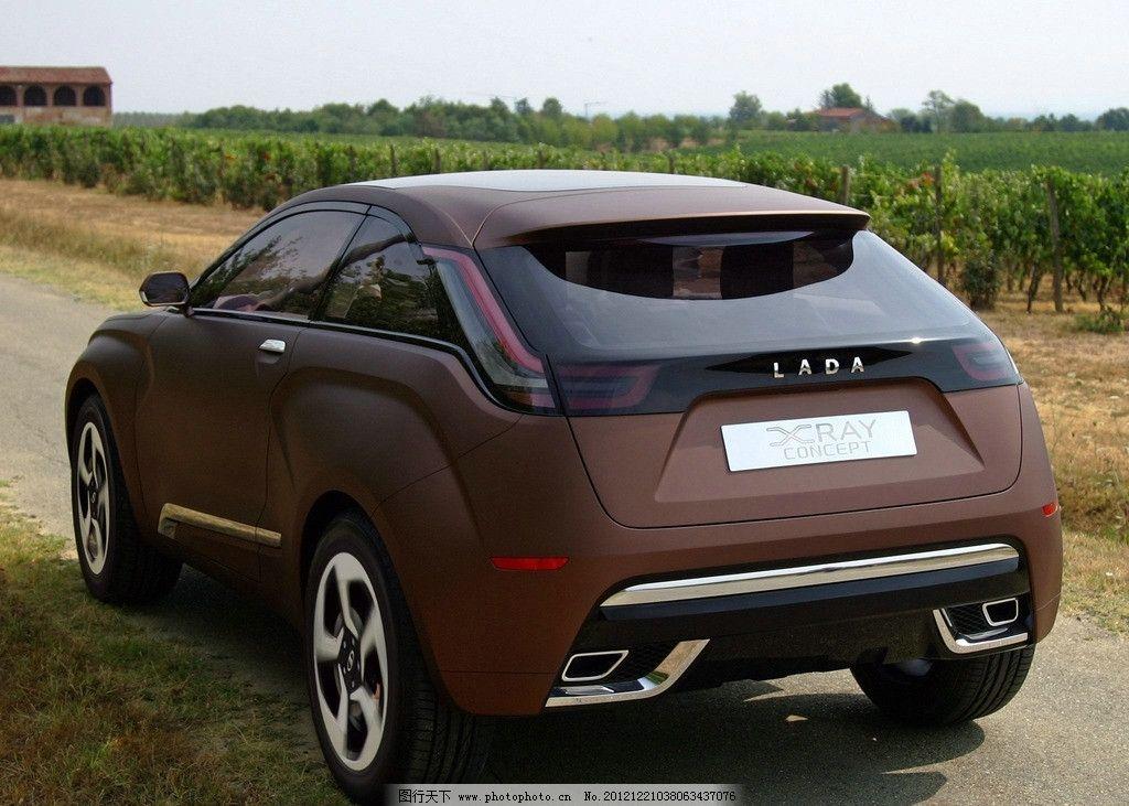概念车图片,跑车 俄国汽车 概念越野车 高端越野车-图