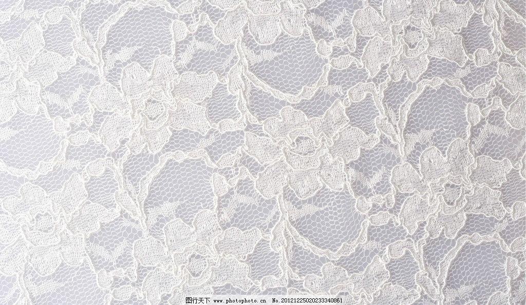 精美中式布纹蕾丝材质 蕾丝 纹理 背景 花纹 白色 布纹 l镂空 背景图片