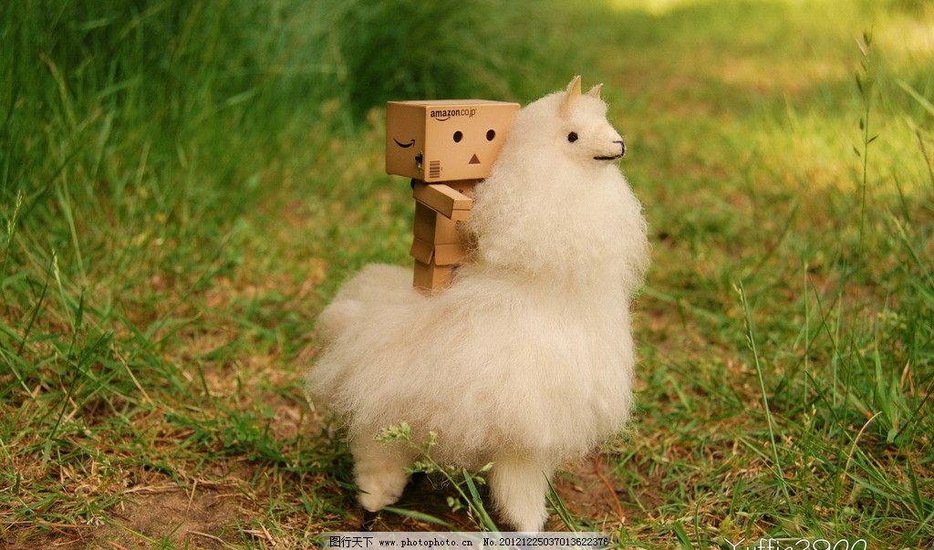 如何用废旧纸箱做动物