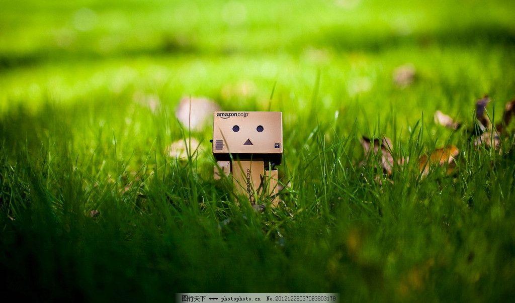 纸箱小人 danbo 小盒子 纸箱人 可爱 生活 素材 生活百科 生活素材 摄