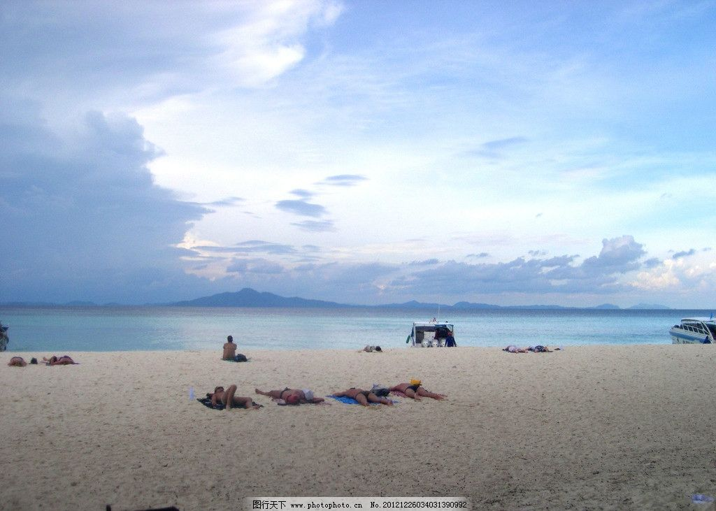 泰国普吉岛风光摄影 泰国普吉岛