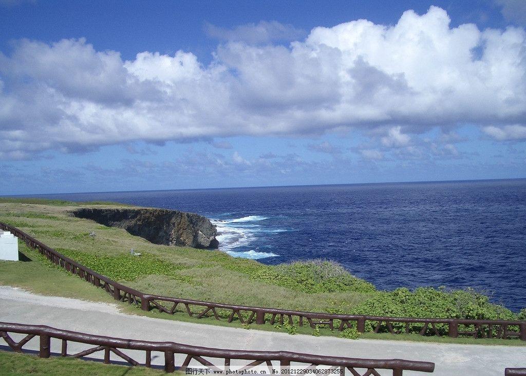 塞班岛风光 塞班风光 阳光海滩 蓝天白云 国外旅游 旅游摄影 摄影 72d
