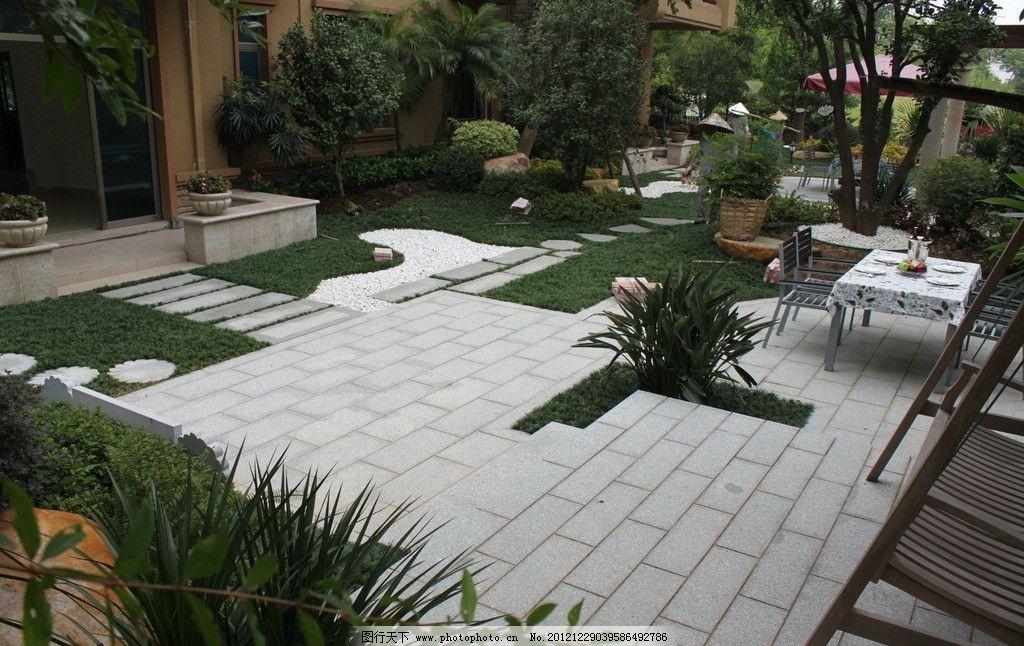 不规则花园设计