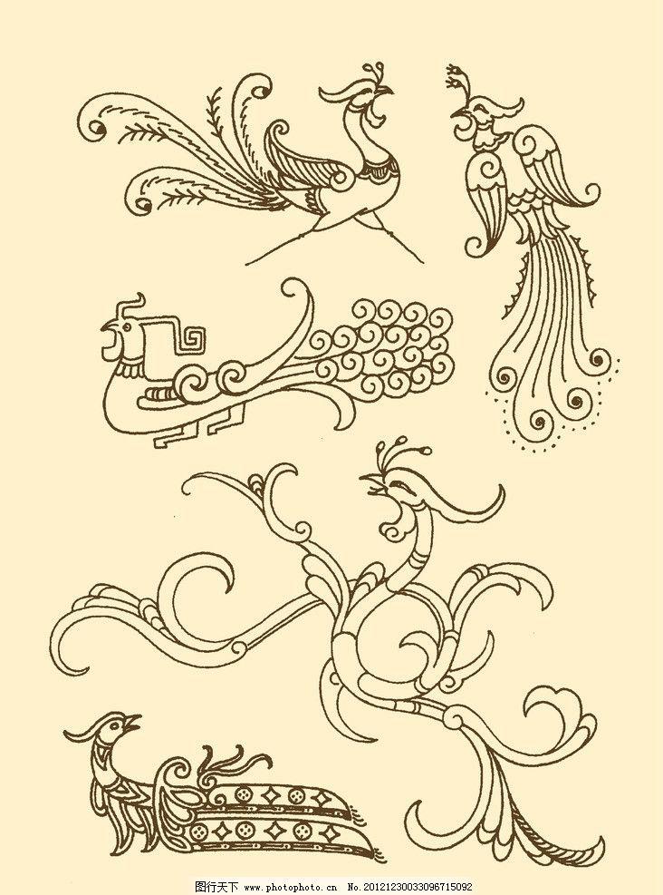 纹样设计简笔画